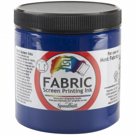 Speedball Art Products Fabric Screen Printing Ink 8-Ounce