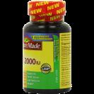 Nature Made Vitamin D3 2000 IU Value Size