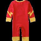 Baby Boys' The Flash Long Sleeve Romper