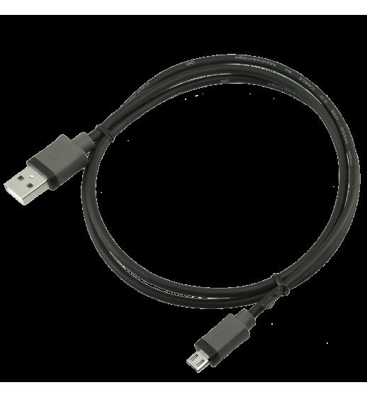 Mediabridge USB 2.0 - Micro-USB to USB Cable (6 Feet) - High-Speed A Male to Micro B