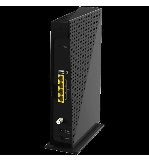 NETGEAR AC1750 Wi-Fi DOCSIS 3.0 Cable Modem Router (C6300)