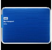 WD My Passport Ultra 2TB Portable External USB 3.0 Hard Drive with Auto Backup