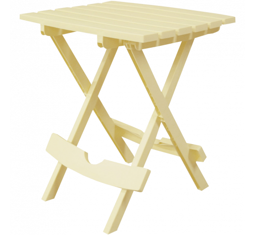 Adams Manufacturing Quik-Fold Side Table